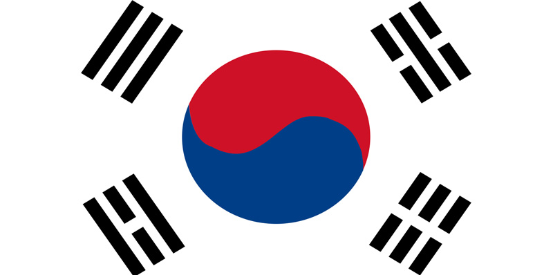 Consulate of South Korea in Erbil Logo