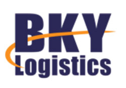 BKY Logistics Logo